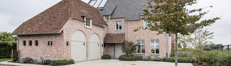 Nieuwbouw Oost-Vlaanderen